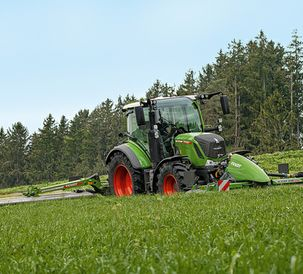 Fendt 314 Vario – the new top-end model from the Fendt 300 Vario series