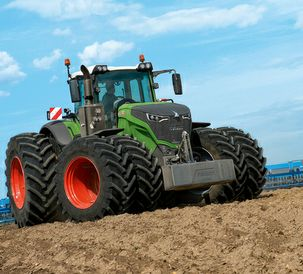Innovations in large tractor technology