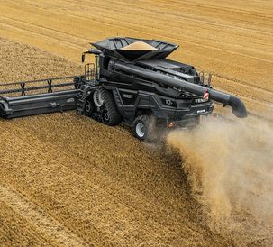New features for Fendt IDEAL large combines