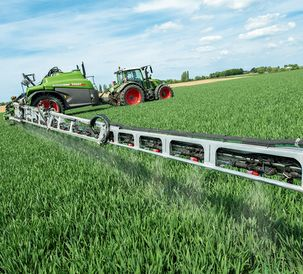 New levels of precision from Fendt Crop Protection Solutions