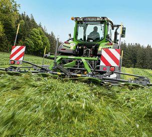 Harvest your success: New tedder models for Fendt harvesting solutions