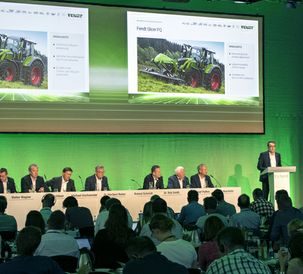 More innovations than ever before – International Fendt Press Conference