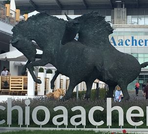 Outstanding performance at the Equestrian Championships at CHIO Aachen
