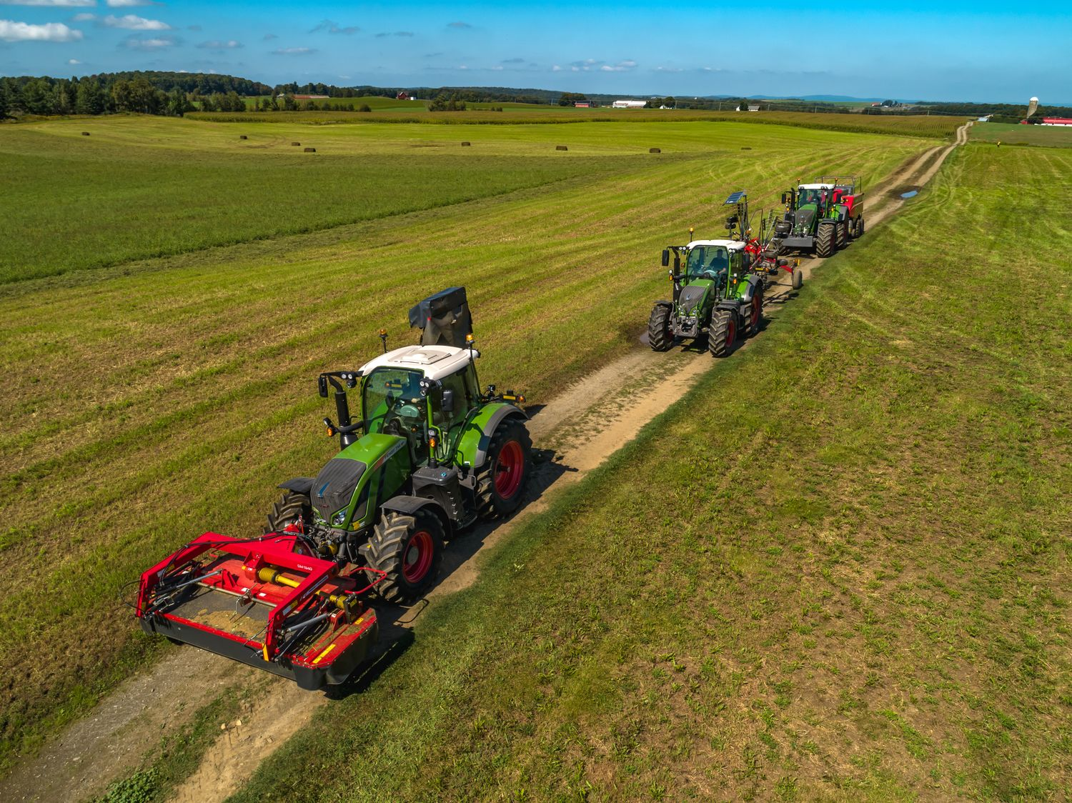 Fendt Tractors from AGCO featured at 2019 World Ag Expo