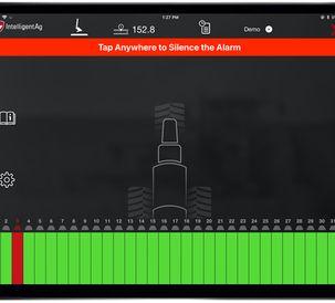 Recon SpreadSense iPad app