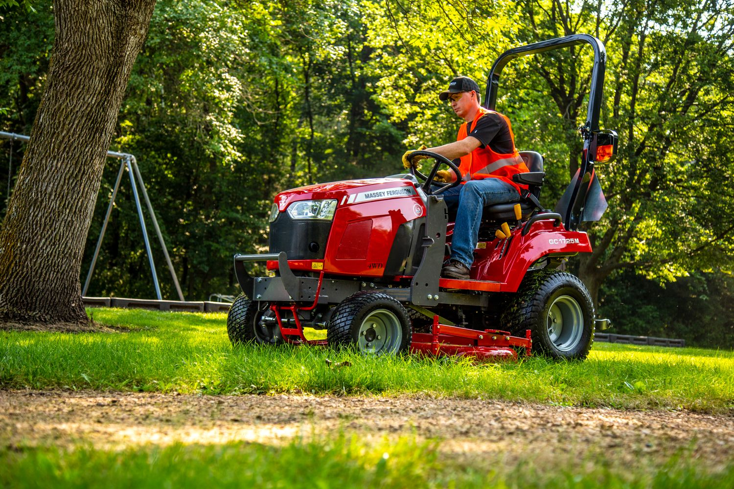 Massey Ferguson Adds Two Models of GC1700 Series Sub-compact