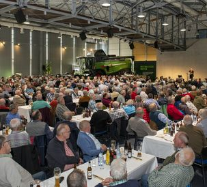 Party for 400 at the 40th Fendt Reunion