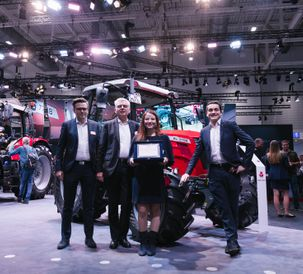 MF SHOW EVENT AGRITECHNICA TOTY- 2