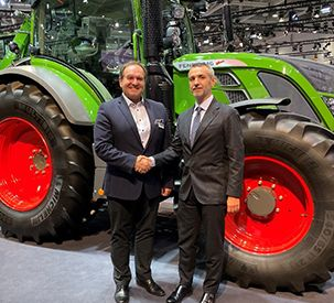 AGCO forges joint engineering agreement with Comer Industries