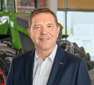 Christoph Gröblinghoff to be appointed new Managing Director and Chairman of the AGCO/Fendt Management Board