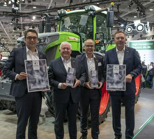 "Fendt 900 Vario awarded ""Machine of the Year 2020"""