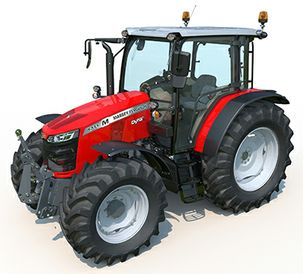 Advanced Stage V engines power the new Massey Ferguson MF 5700 M Series