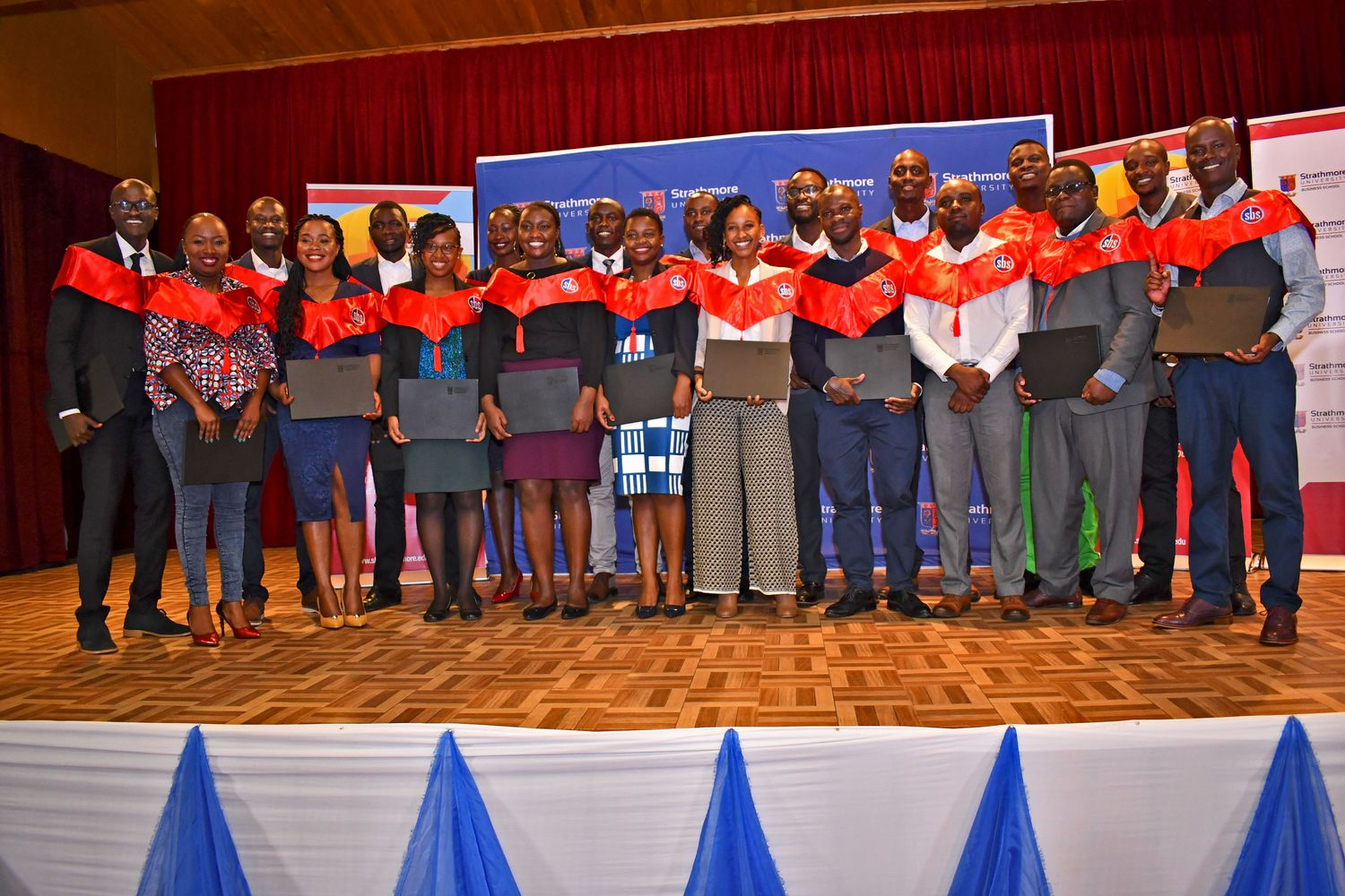 Inaugural AGCO Agribusiness Qualification Program Cohort Graduates 20 Students in Nairobi, Kenya