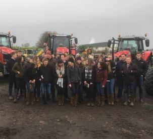 MF plays key part in Scottish Young Farmers' Conference