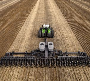 With smart technology, Fendt MOMENTUM delivers the best planting operation