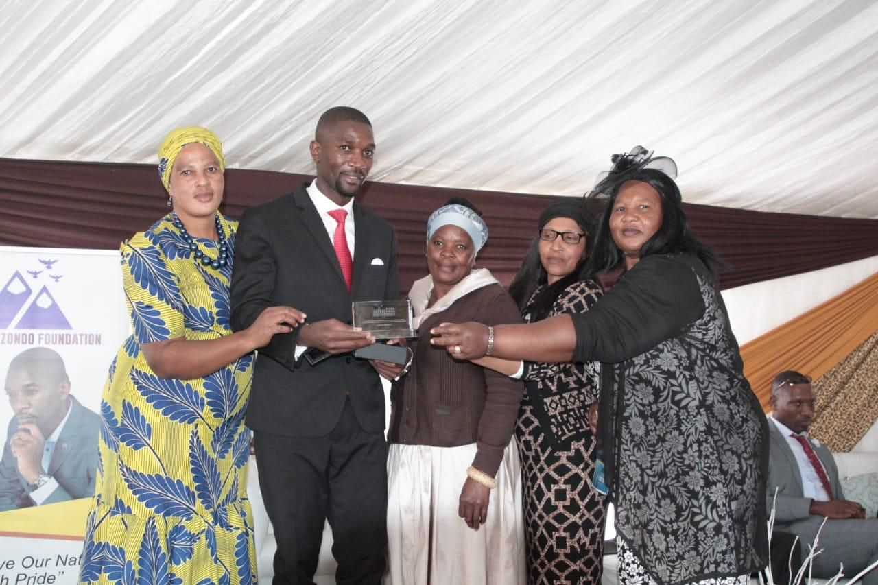 Inaugural AGCO Agriculture Foundation Award presented for innovative solution to rural community unemployment in South Africa