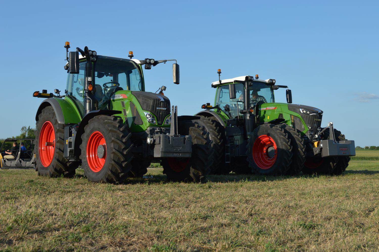 Fendt 700 Series tractor