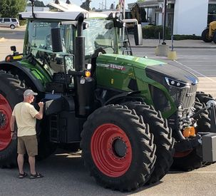 Live and in Person, Fendt Tractors will Make First Appearance at Sunbelt Ag Expo