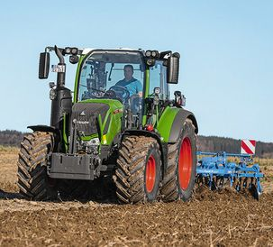 New generation for all models of the Fendt 300 Vario series