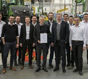 World Economic Forum recognises Fendt as frontrunner in Industry 4.0