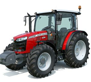 Modern, straightforward and dependable new MF 4700 M mid-range tractors deliver value for money, specification and comfort