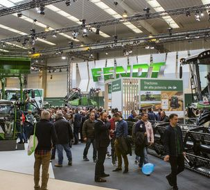 Fendt a FIMA 2020 in Spagna