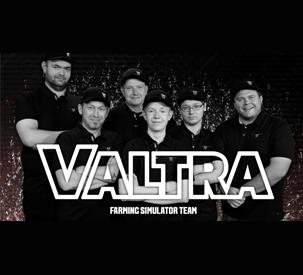 Valtra Enters ESports with Own Farming Simulator League Team