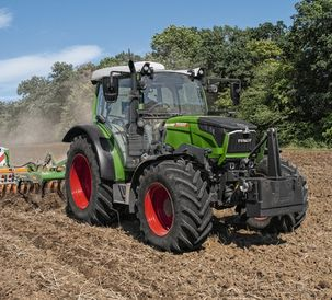 New generation of Fendt 200 Vario – For the best job in the world.
