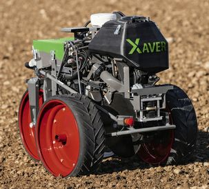 Latest generation of seed sowing robots: The Fendt Xaver comes of age