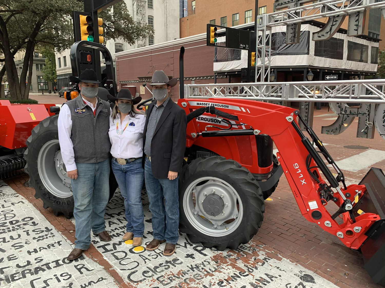 AGCO Names Caldwell Night Rodeo Committee as 2020 Sowing Good Deeds Winner