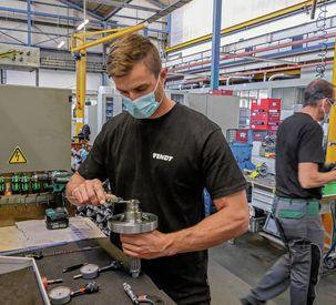 电晕:AGCO /芬特本周重新开始生产具有广泛的安全措施