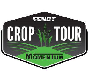 AGCO Fendt Momentum 2020 Crop Tour logo