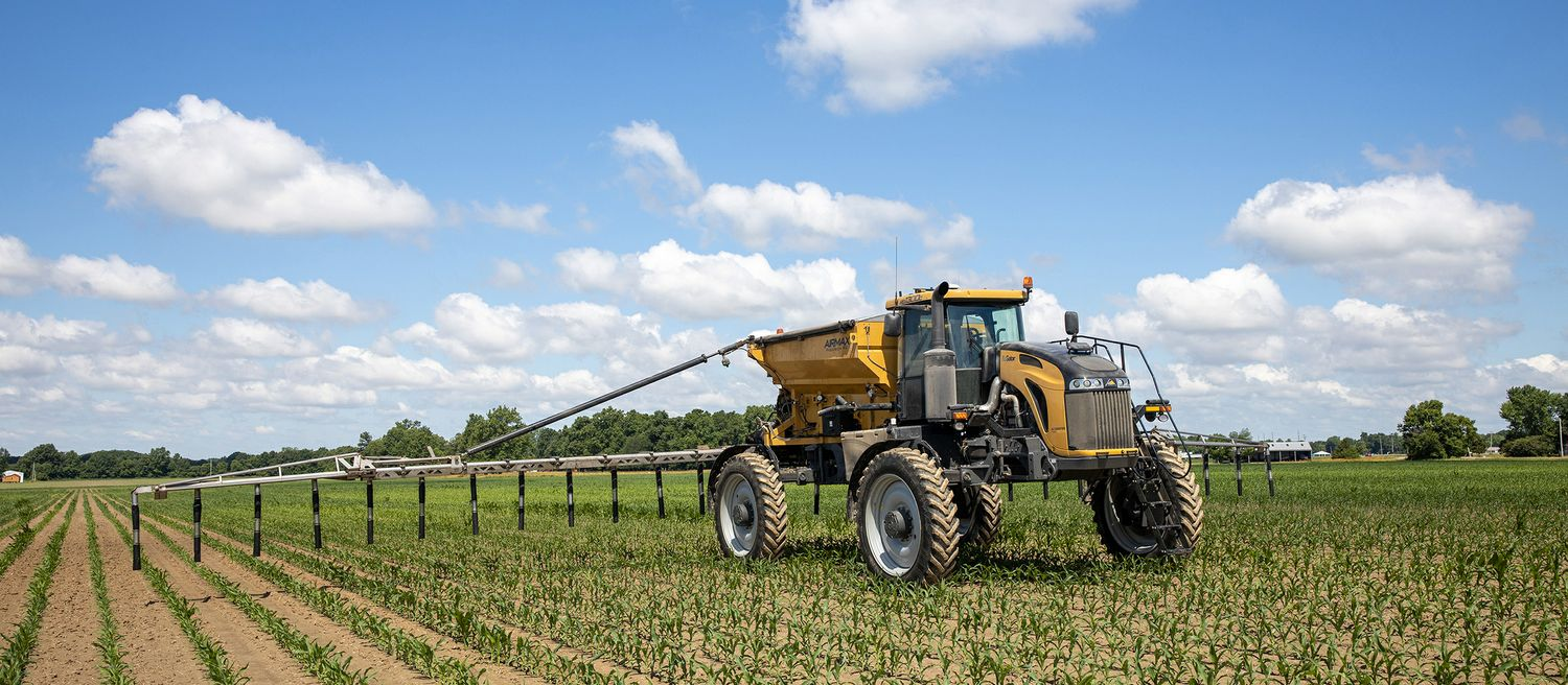 Drop Tube Kit Available for AGCO RoGator AirMax Precision R1/R2