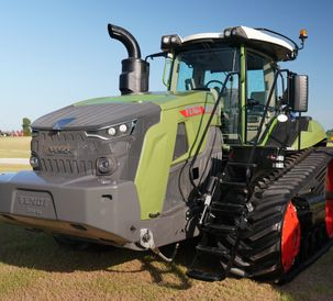 Fendt 1100 Vario MT Tractors Introduced in North America