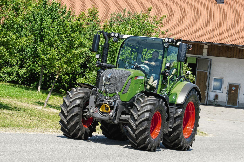 AGCO to Bring Fendt 300 Vario Series Tractors to North America
