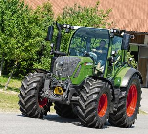 AGCO to Bring Fendt 300 Vario Series Tractors to North America