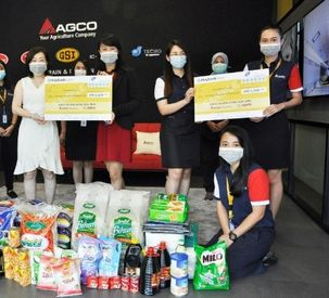 AGCO and its AGCO Agriculture Foundation donate more than US$90,000 COVID-19 Aid to Non-Profit Organizations in Asia, Pacific and Africa (APA) region