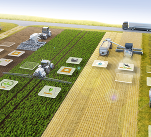 AGCO has joined NEVONEX powered by Bosch