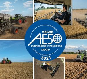 Fendt wins several AE50 Awards in the USA