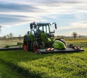 New generation of Fendt mowers and Fendt tedders