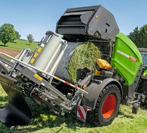 Fendt Rotana now available with new options