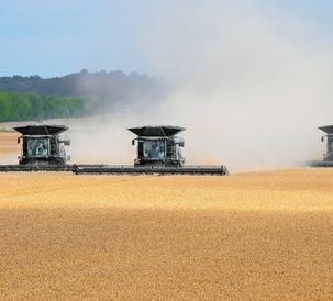 Updates for the Fendt combine harvesters