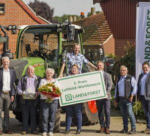 Lucky draw in Löningen: Sow farmer wins Fendt 314 Vario