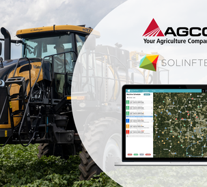 AGCO Solinftec partnership expansion hires 1