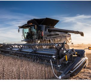 AutoDock Header Docking System Available  on Fendt IDEAL Combines