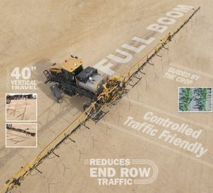 AGCO and EZ-Drops to Bring Y-Logic Premium Nutrient Delivery System to RoGator Application Sprayers