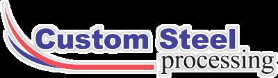 Custom Steel Processing logo