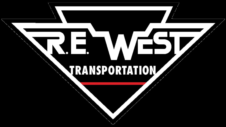 RE West Transportation logo