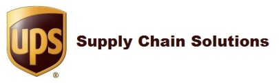 UPS Supply Chain Solutions logo