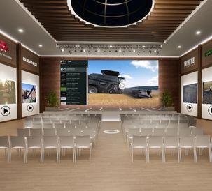 AGCO向其北美虚拟产品陈列室提供了新的,并从事功能